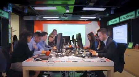 NAB Bank social media command center webcare ABN AMRO Rabo ING Nationale Nederlanden finno