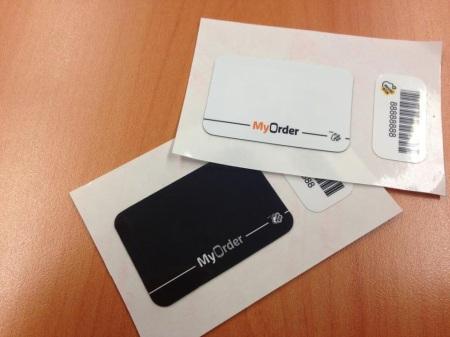 Rabobank MyOrder Secondscreen NFC mobiel betalen finno