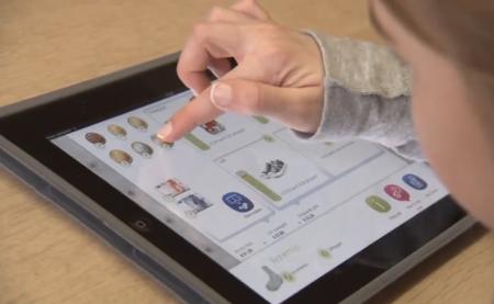 KidsGeldWijs app kinderen laten omgaan met geld Rabobank finno