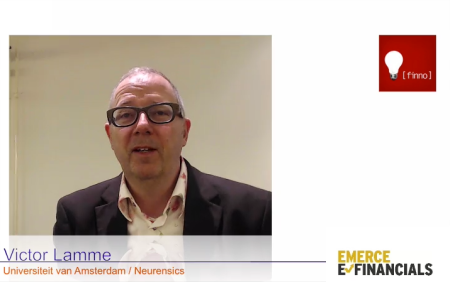 finno - interview met Victor Lamme Emerce eFinancials 2013