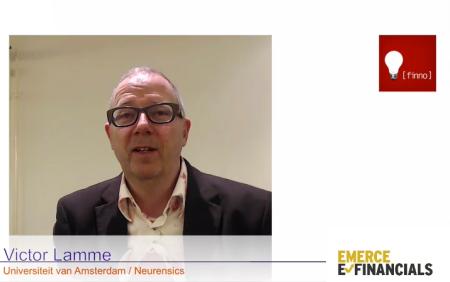 finno - interview met Victor Lamme Emerce eFinancials 2013