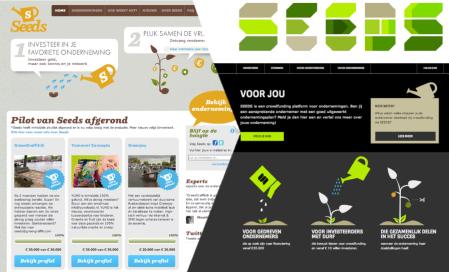 Seeds gaat na pilot van start ABN AMRO crowdfunding finno