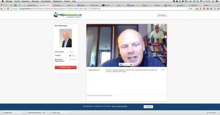 Video chat online advies MijnGeldzaken finno