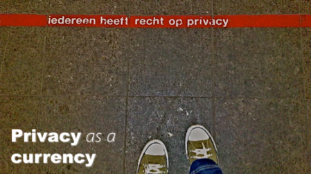 Privacy as a currency finno
