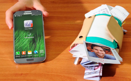 Rabo Wallet digitale portemonnee mobile wallet mobiel betalen finno