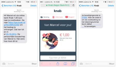 Knab Social screenshots 2 finno