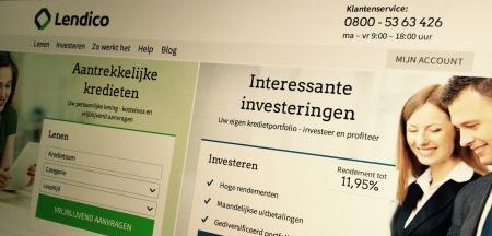 Lendico peer-to-peer lenen kredieten in nederland finno